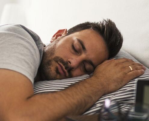 Slaapmodule vernieuwd